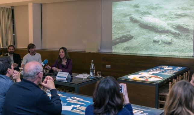 La importància d'estudiar el vaixell romà de les Illes Formigues