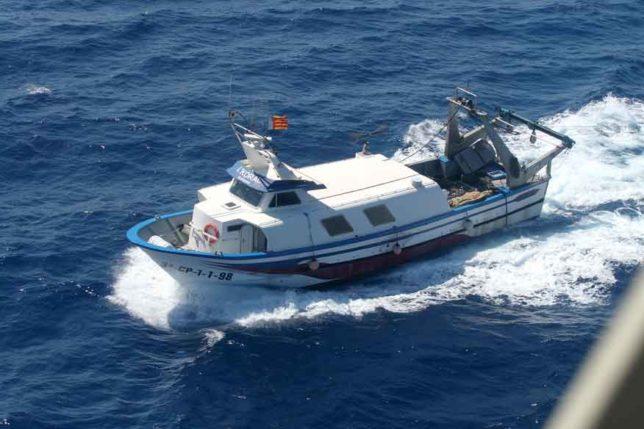 front comú per una gestió innovadora de la pesca que garantisca els recursos en el Mediterrani