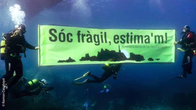 manifestació Illes formigues 6
